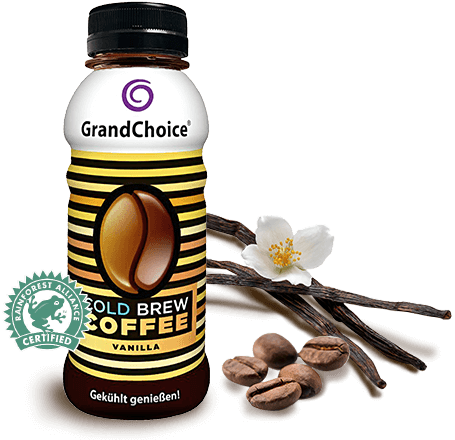 [Translate to Englisch:] grandchoice cold brew coffee - Vanilla
